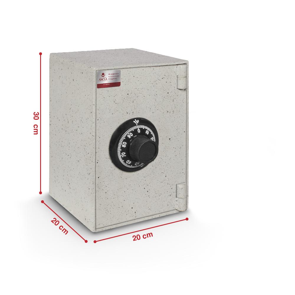 10b - Cofre Milenium - Mecanica - Medidas