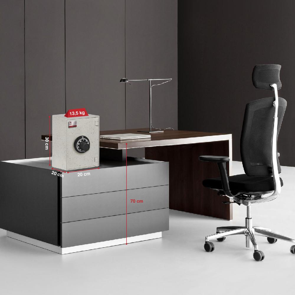 10b - Cofre Milenium - Mecanica - Visual