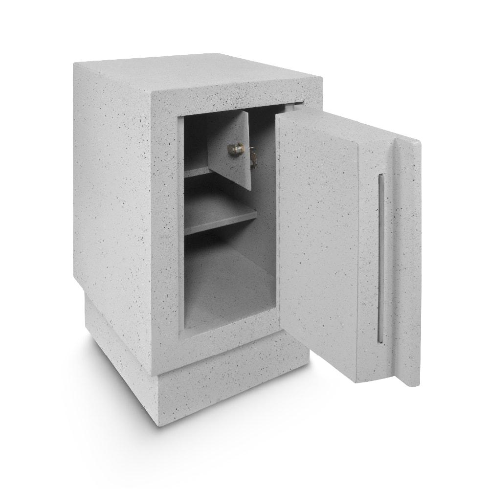 5b - Caja Fuerte 2500 - Mecanica - Abierta-min